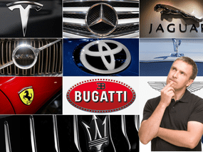 Car logos and names list & 15 FAQs about car logos