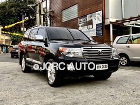 Selling Black Toyota Land Cruiser 2015 in Makati