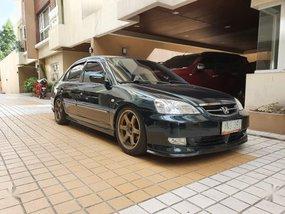 Sell Black 2004 Honda Civic in Manila