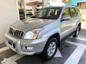 Selling Silver Toyota Prado 2005 in Pasig
