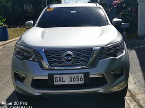 Selling Silver Nissan Terra 2019 in Pasig