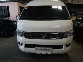 White Foton View traveller 2018 for sale in Pasig