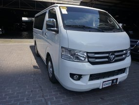 Selling White Foton View 2018 in Pasig