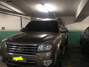 Sell 2009 Ford Everest in Quezon City