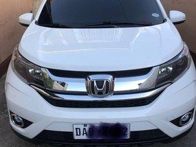 Selling White Honda BR-V 2017 in Cabanatuan