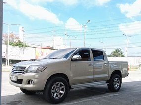 Selling Silver Toyota Hilux 2009 in Las Piñas