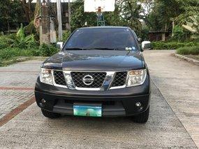 Sell Black 2013 Nissan Frontier navara in Quezon City