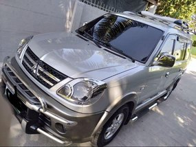Selling Silver Mitsubishi Adventure 2011 in Naic