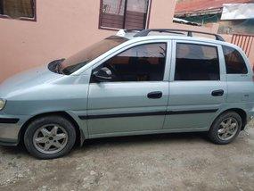 Silver Hyundai Matrix 2007 for sale in Automatic