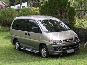 Mitsubishi Spacegear 2004 model