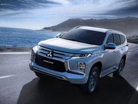 Brand New Mitsubishi Montero Sport 2020 for sale in Metro Manila