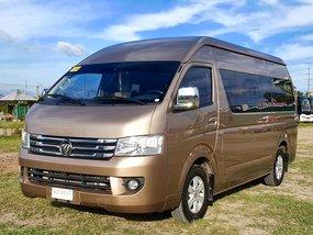 2018 Foton View Traveller Luxe Van
