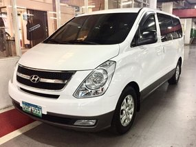 2013 Hyundai Grand Starex Gold VGT CRDi Automatic Local