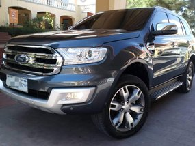 Top of the Line 2017 Ford Everest Titanium Plus 4X4 AT