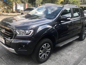 2019 Ford Ranger 2.0L BiTurbo Wildtrak 4x4 AT