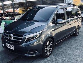 2016 Mercedes-Benz V220 CDI Sports Avantgarde Extra Long D