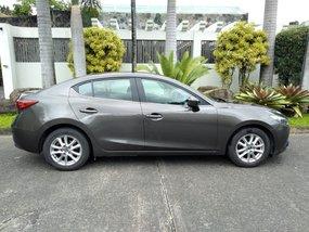 2015 Mazda 3 Sedan 1.5L AT gasoline