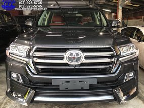 2020 Toyota Land Cruiser VX Dubai Version