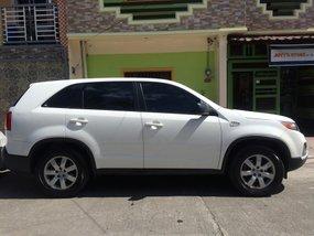 For sale Kia Sorento suv 2012 mdl manual gas