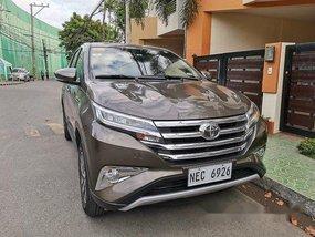 Selling Brown Toyota Rush 2018 in Manila
