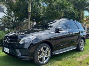 Black Mercedes-Benz 350 2016 for sale in Automatic