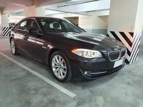 Sell Grey 2014 Bmw 520D in Legazpi