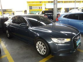 Sell Grey 2013 Audi A6 in Pasig