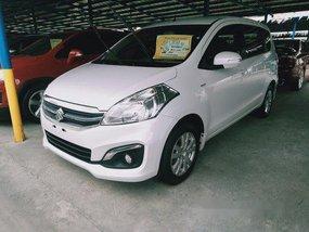 Selling White Suzuki Ertiga 2017 in Parañaque