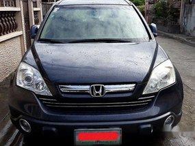 Sell Grey 2007 Honda Cr-V in Manila