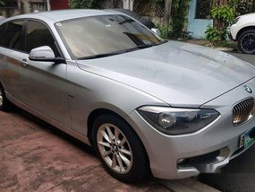 Sell White 2012 Bmw 118D in Manila