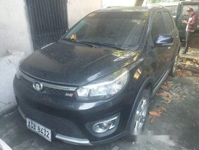 Black Great Wall M4 2014 for sale in Manual