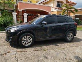 Black Mazda Cx-5 2013 for sale in Cebu City