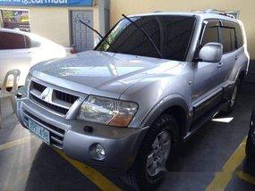 Sell Silver 2004 Mitsubishi Pajero in Pasig