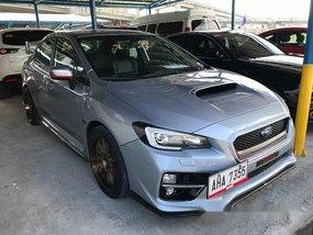 Blue Subaru Wrx 2014 for sale in Makati