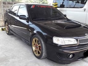 Sell Black 2004 Toyota Corolla in Quezon City