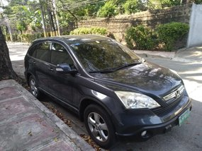 Sell Black 2007 Honda Cr-V in Manila
