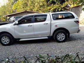 Sell White 2014 Mazda Bt-50 in Manila