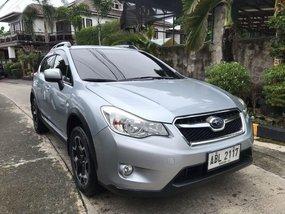 Sell Purple 2015 Subaru Xv in Manila
