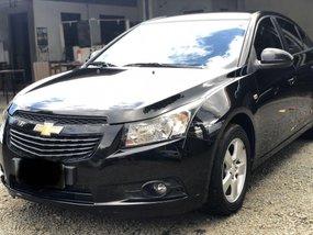Black Chevrolet Cruze 2010 for sale in Marikina