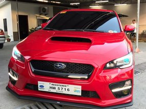 Selling Red Subaru Impreza 2016 in Manila