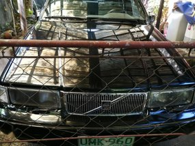 Selling Black Volvo 960 1996 in Manila