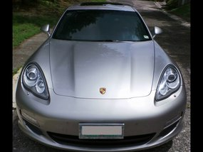 Sell Silver 2010 Porsche Panamera Wagon (Estate) at 19000 in Baguio