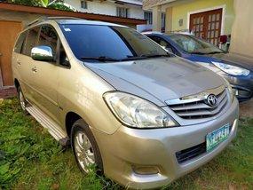Sell Silver2009 Toyota Innova in Manila