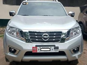 Silver Nissan Navara 2019 for sale in Automatic