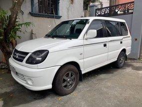 Sell White 2017 Mitsubishi Adventure in Quezon City
