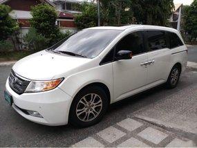 Sell 2012 Honda Odyssey in Manila