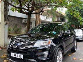 Sell 2016 Ford Explorer in Makati