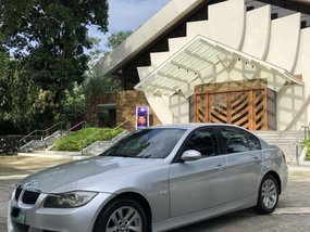 Sell Silver 2006 Bmw 3-Series in Manila