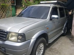 Sell Silver 2005 Ford Everest Wagon (Estate) in Manila