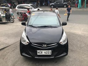 Sell Black 2018 Hyundai Eon in Manila